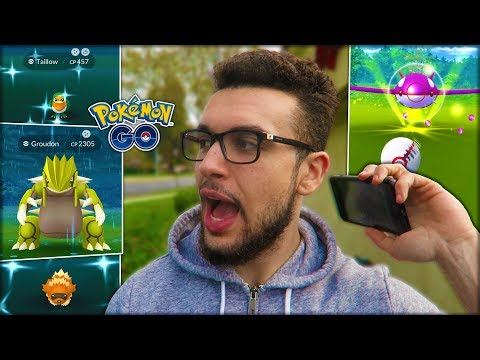 MY LAST DAY SHINY CLUTCH! (Pokémon GO) thumbnail