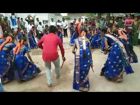 bujji-bujji-ganapayya-kolatam-song-in-nagarkurnool