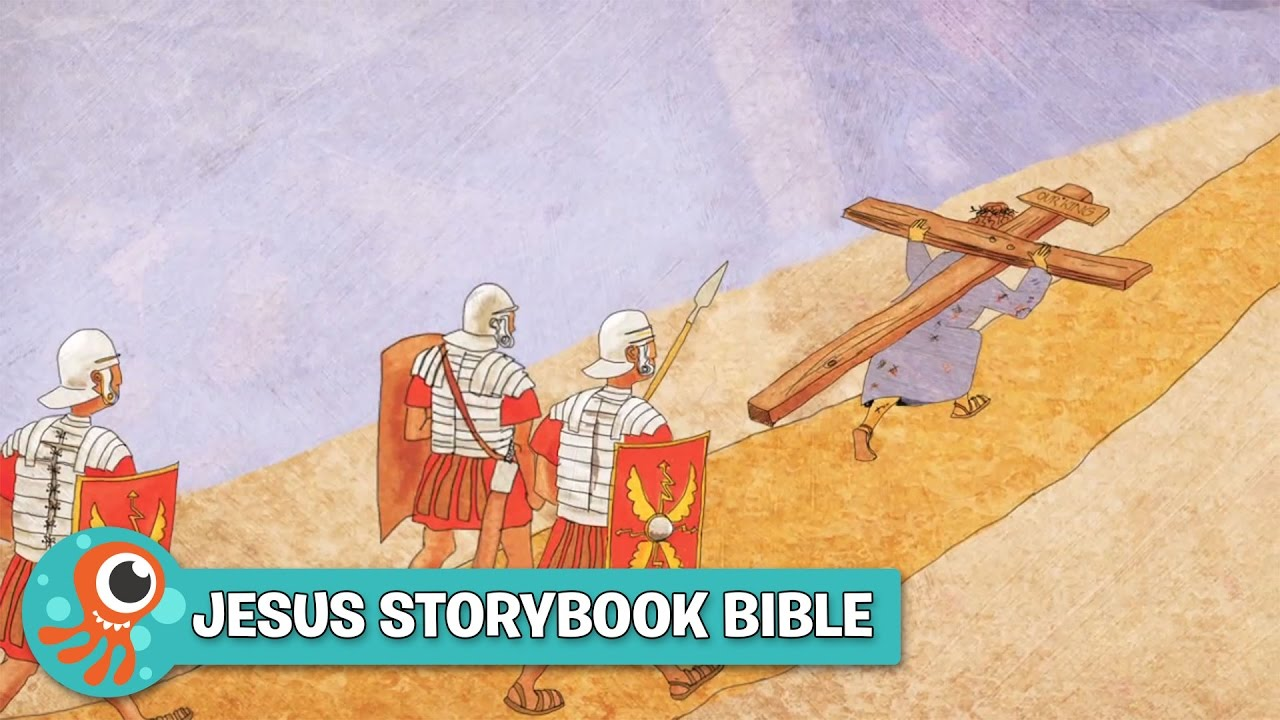 the sun stops shining preview clip jesus storybook bible
