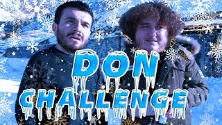 DON CHALLENGE !! w/ Mesut Can Tomay