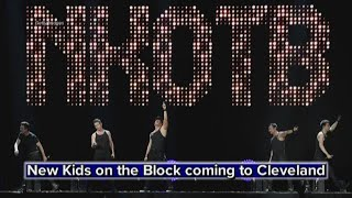 New Kids on the Block coming to Cleveland with MixTape Tour in 2019
