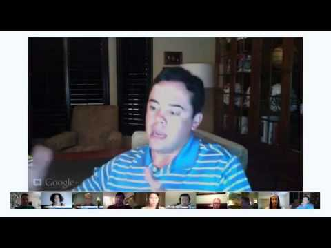 Google+ Hangout  Dallas Mavericks VP of Marketing   YouTube