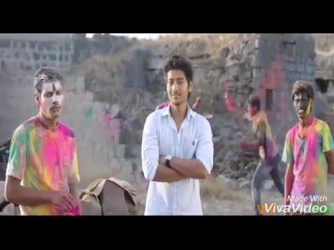 Sairat Zaala Ji - Sairat 2016 | Holi Full Scene | Akash Thosar | Rinku Rajguru | Ajay | Chinmayee
