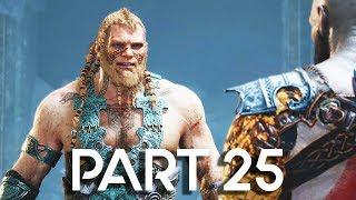 CHILDREN OF THOR BOSS! God of War 4 Walkthrough Part 25  - GOD OF WAR GAMEPLAY!! (PS4 PRO 60FPS)