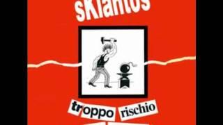Skiantos - Brutte figure - Troppo rischio per un uomo solo