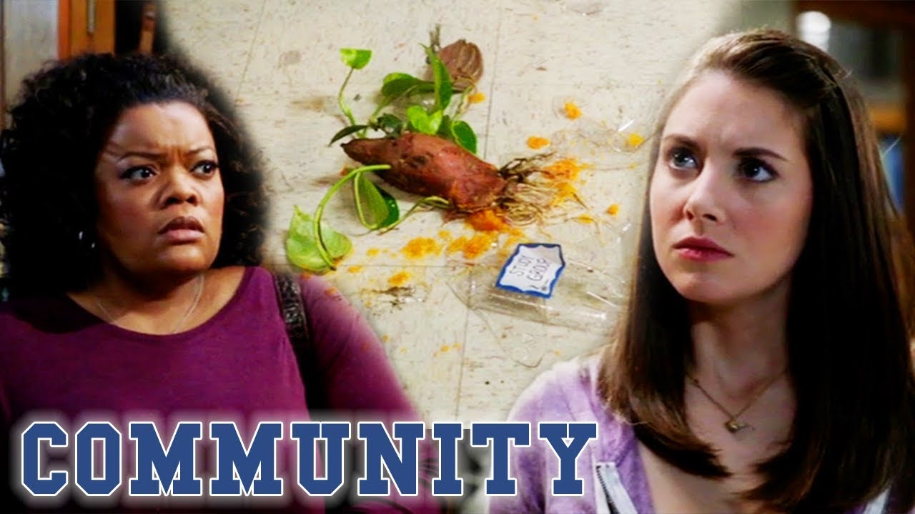 The Yam Murder | Commnunity