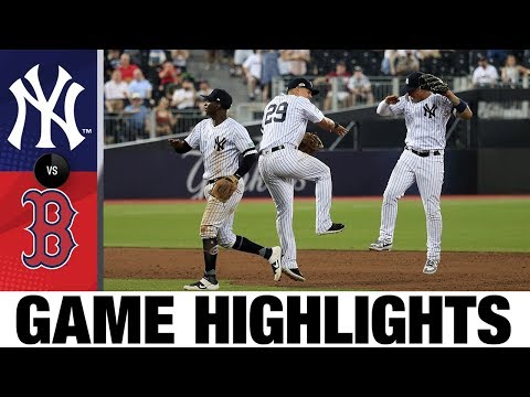 Yanks outlast Red Sox in London slugfest | Yankees-Red Sox G