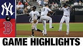 Yanks outlast Red Sox in London slugfestYankees-Red Sox Game Highlights 6/29/19