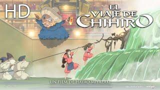 EDICIÓN ESTÁNDAR EN HD YA DISPONIBLE - Escena original de EL VIAJE DE CHIHIRO, en alta definición y doblada al castellano. - HD - De Hayao ...