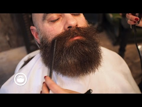Thumbnail: How To Trim Your Beard to Make Your Face Look Thinner | Cut and Grind