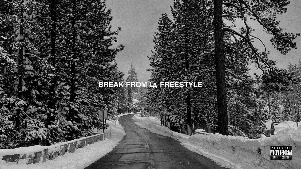 G-Eazy - Break From LA Freestyle