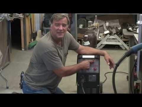 Introducing Longevity's 250MP MIG / Stick Welder - Kevin Caron