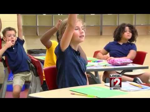 New gifted program at Cheviot Elementary