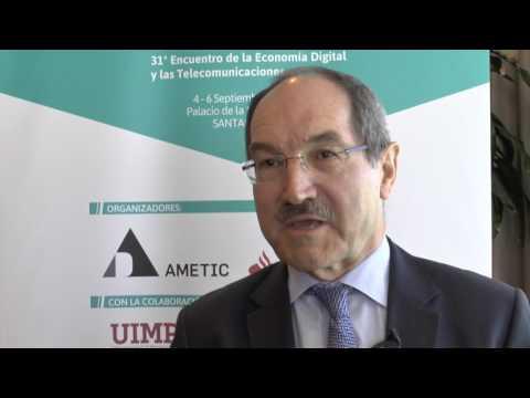 AMETIC presenta el 31º Encuentro de la Economía Digital y las Telecomunicaciones