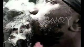 SIZZLA - NEVER LEAVE ME ALONE (LUV NANY RIDDIM) KING STURRAGE PROD [AUG 2011]