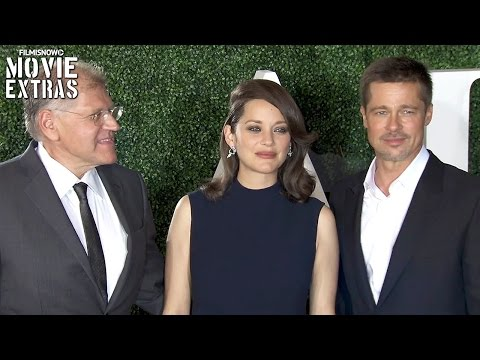 Allied | Los Angeles Red Carpet Event with Brad Pitt & Marion Cotillard