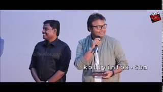 D.Imman speech at Geminiganesanum Surulirajanum Audio Launch