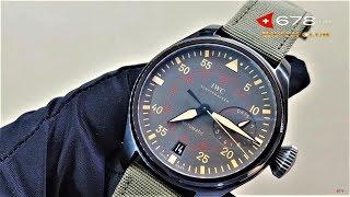 IWC Pilot`s Top Gun Miramar IW501902 оригинальные часы(IWC Pilot`s watches Top Gun Miramar IW501902 Где купить оригинальные часы и по какой самой выгодной цене можно узнать по ссылке..., 2016-07-19T15:30:30.000Z)