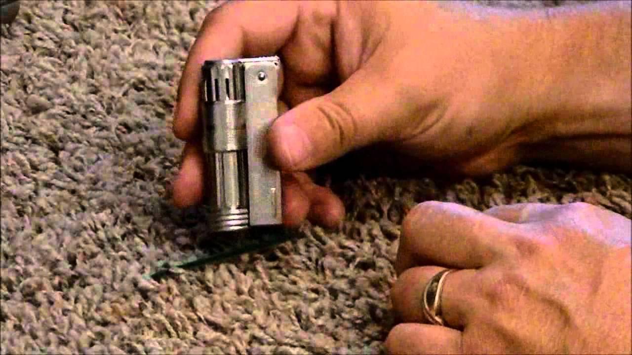IMCO Triplex Super 6700 Lighter | StogieChat Cigar Review