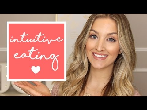 INTUITIVE EATING | How-To, My Tips, Making Peace with Food!