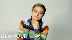 Mila Kunis Weighs in on Naked Selfies, Tinder, and Menstrual Underwear | Glamour