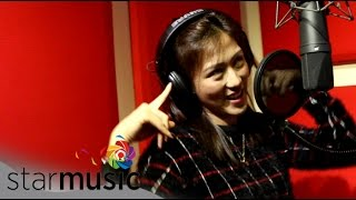 ALEX GONZAGA - Break Na Tayo (Recording Session)