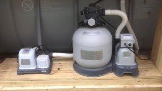 Intex sand filter (Low Flow Problem)