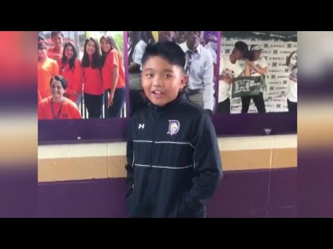 11-Year-Old Boy From Hawaii Could be the Next 'Walmart Yodel Kid'