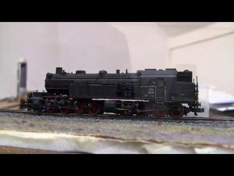 Spur N -Arnold BR 96 mit Sound, Lastabhängiger Rauch, Feuerbüchsenflackern usw