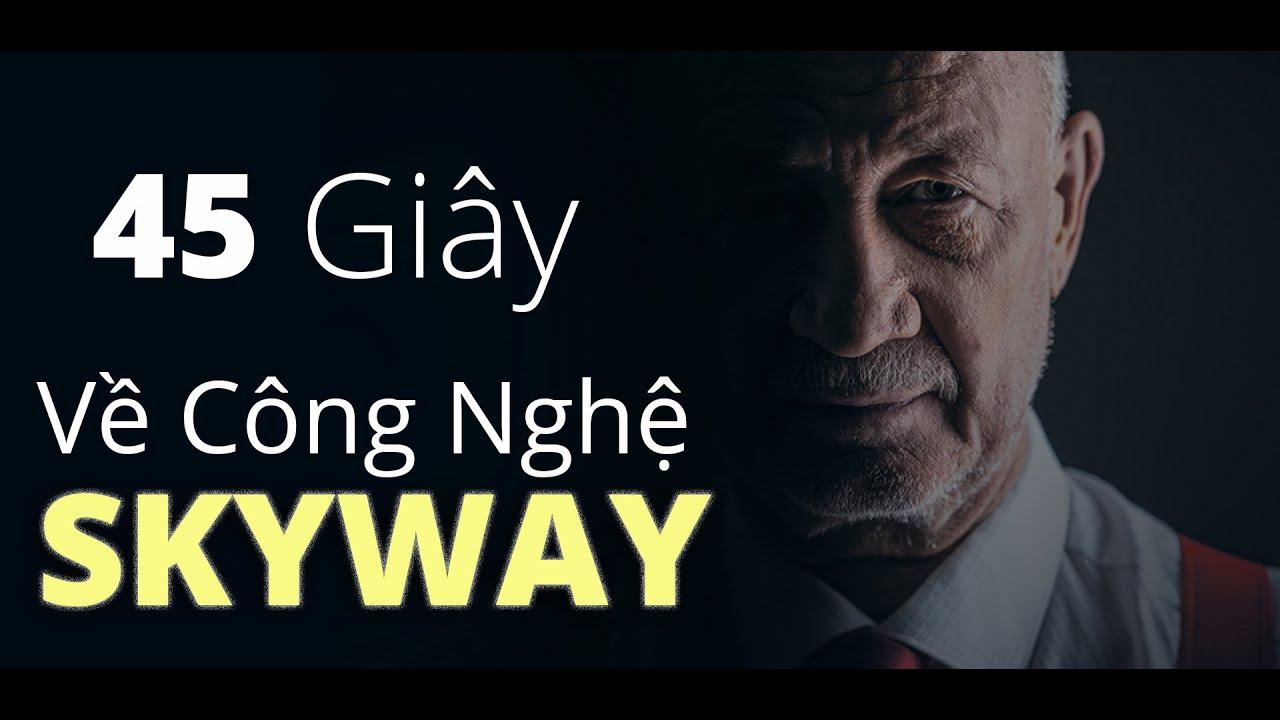 SkyWay IPO #40   45 Giây Về Công Nghệ Skyway Của Anatoli Unitsky – Unitsky String Technologies