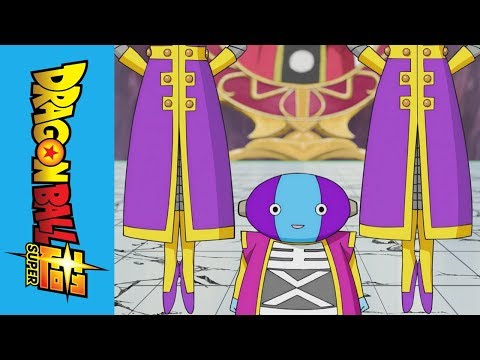 Dragon Ball Super - Official Dub Clip - Meet Zeno