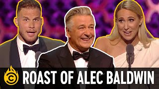 The Harshest Burns Tнat Didn't Make It to Air - Roast of Alec Baldwin