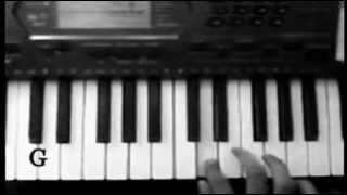 Iktara ( piano ) wake up sid