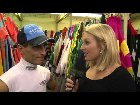John Velazquez discusses his Breeders Cup Mounts