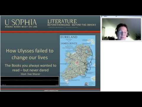 The books you always wanted to read - Ulysses a guide to the perplexed