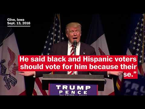 Three controversies stemming from Trump's rhetoric on race