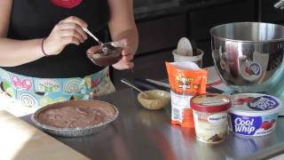Five-minute Ice Cream Pie : Sweet Tooth Delights