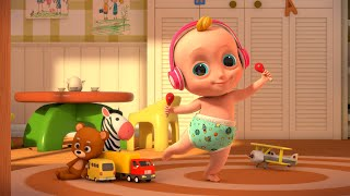 Looby Loo - Mix as Melhores Canções Infantis - LooLoo Kids Português