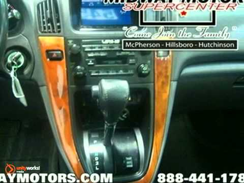 2000 lexus rx 300 u9755a in mcpherson lindsborg ks video for Midway motors used car supercenter mcpherson ks