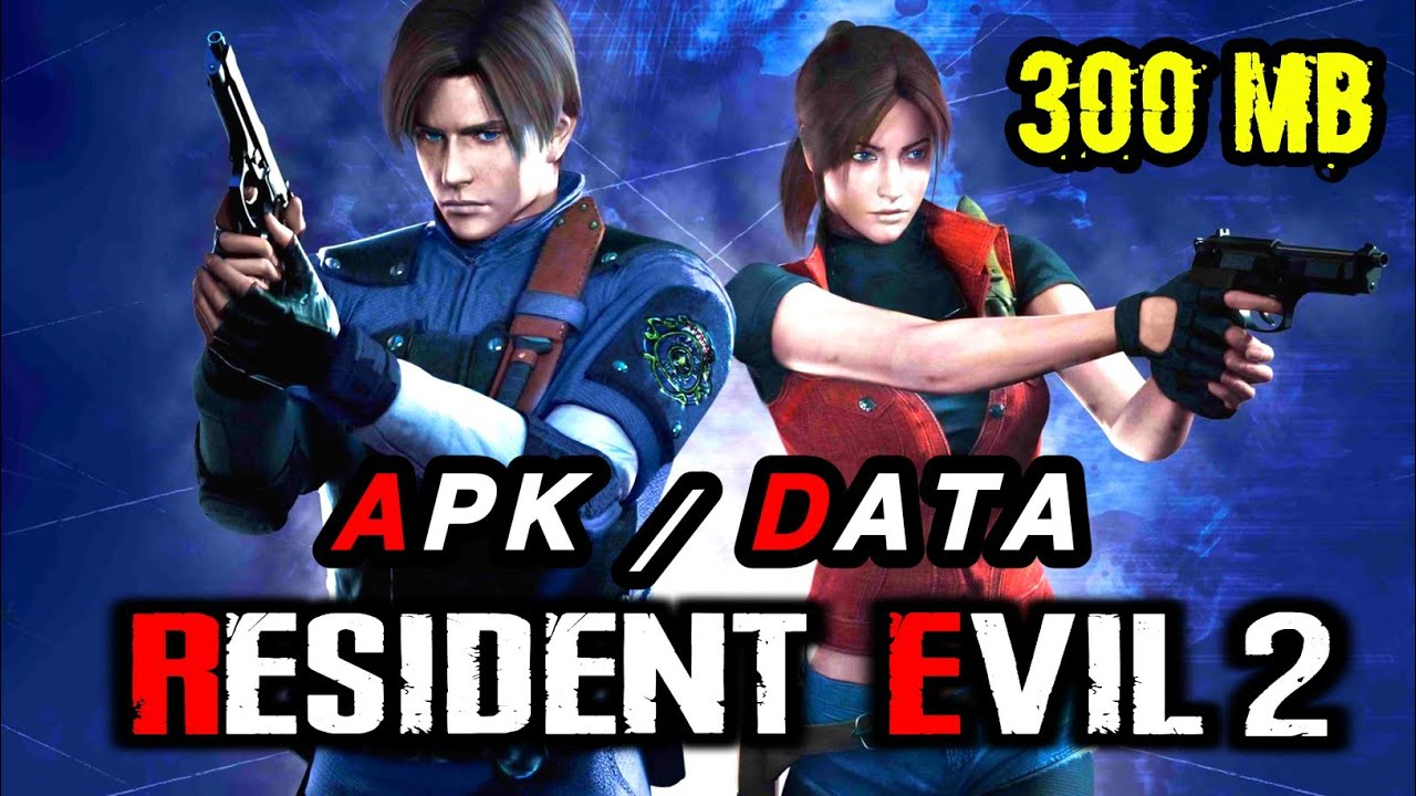 300mb Resident Evil 2 Android Youtube