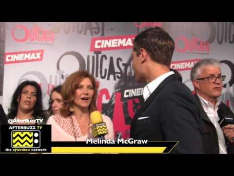 Melinda McGraw Interview | Outcast Season 1 Premiere