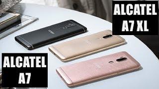 Alcatel A7 XL y Alcatel A7 | Precio y Características!!!