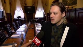Arcade Fire - Interview with Win Butler (October 26, 2013)