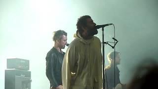 HD - Liam Gallagher - Be Still (live) @ Gasometer, Vienna 2020 Austria