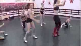 Dance Moms - Group Rehearsals for Lift You Up - Season 4 Episode 12
