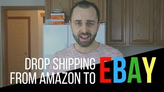Drop Shipping From Amazon Prime to eBay Is DANGEROUS!