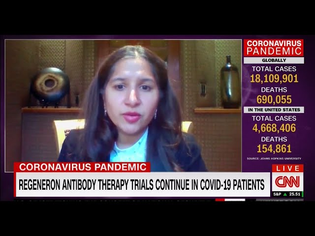 Arizona Clinical Trials on CNN - Monoclonal Antibody Therapy
