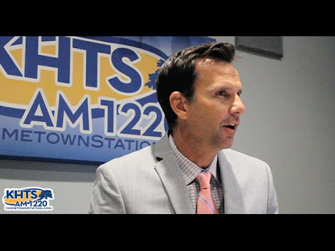 Cameron Smyth City Council 2016 - KHTS News - Santa Clarita