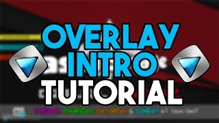 How To: Create an Overlay Intro in Sony Vegas Pro
