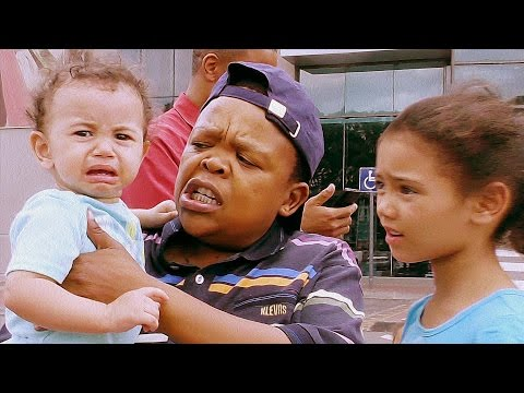 Alfred Ntombela - Scares Little baby, Fan Greeting Comedy 2016